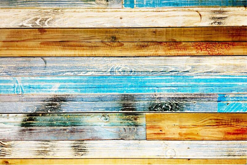 Parkietowa drewniana tekstura, kolorowy drewniany pod?ogowy t?o zdjęcia stock