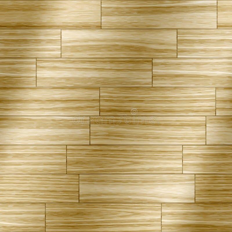parkietowy tła drewna royalty ilustracja