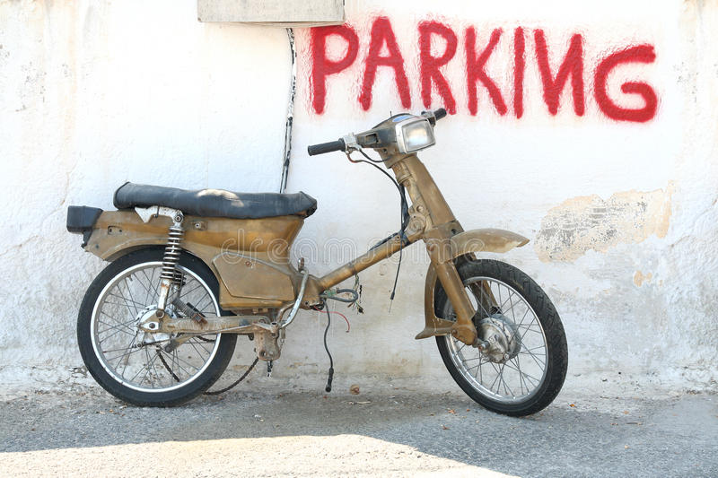 Download Parking stock image. Image of immobile, parking, motorcycle - 10138457
