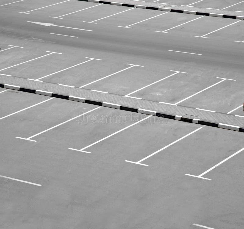 Parking image stock