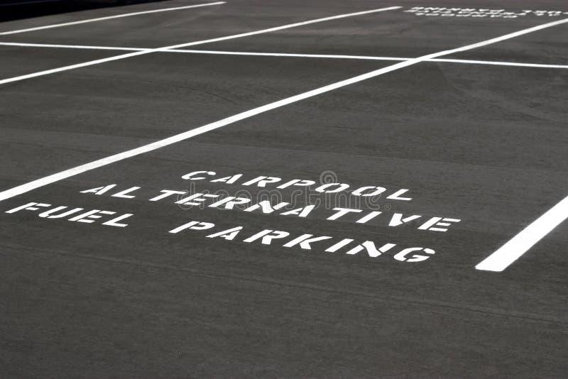 Parking images libres de droits
