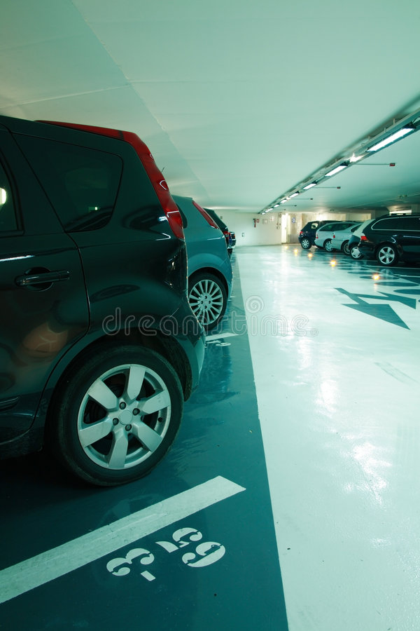 Download Parking Stock Images - Image: 3407304