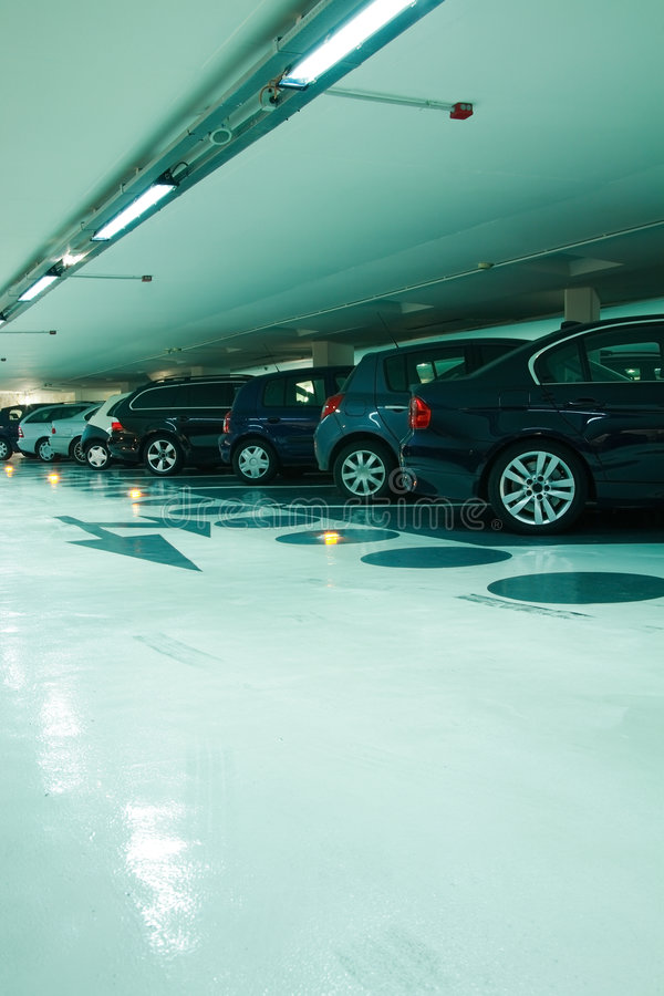 Download Parking stock photo. Image of auto, numbered, autocar - 4692260