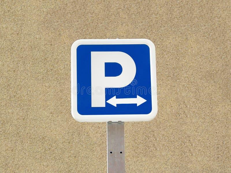 Parking royalty free stock photo
