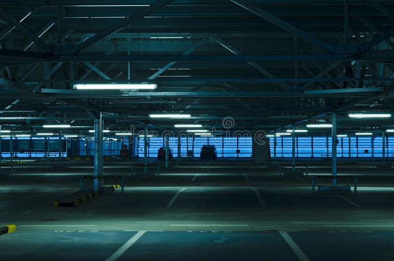 Download Parking 2 stock image. Image of garage, area, scene, parking - 31289861