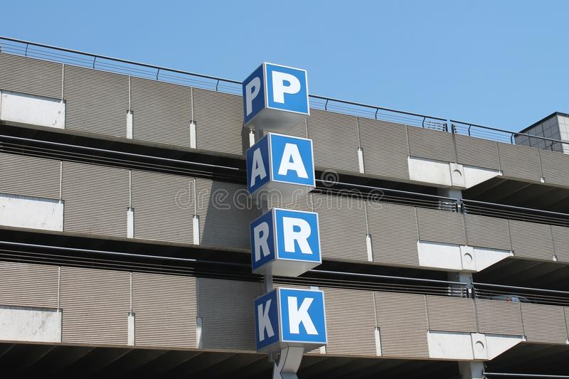 Download Parking Garage stock photo. Image of automobiles, transportation - 25887972
