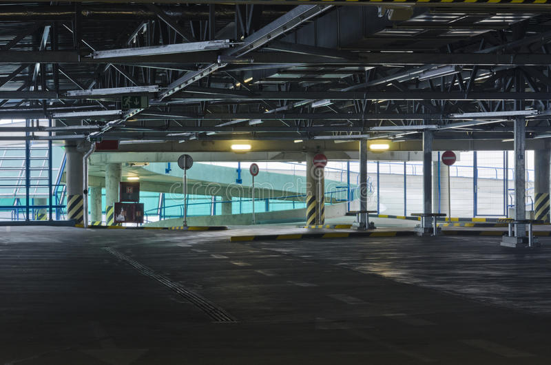 Download Parking 1 stock image. Image of structure, garage, construction - 31289859