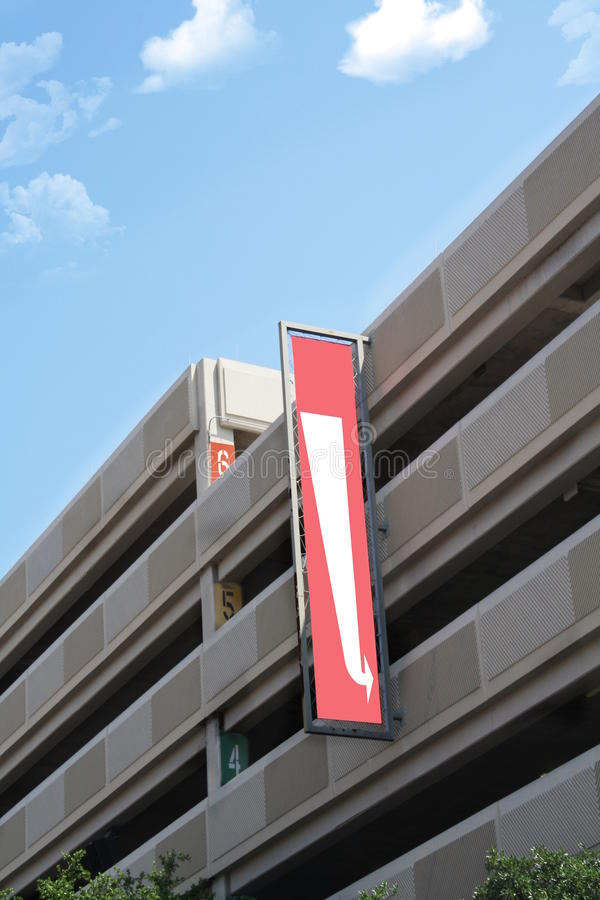 Download Parking Garage Stock Image - Image: 31255881