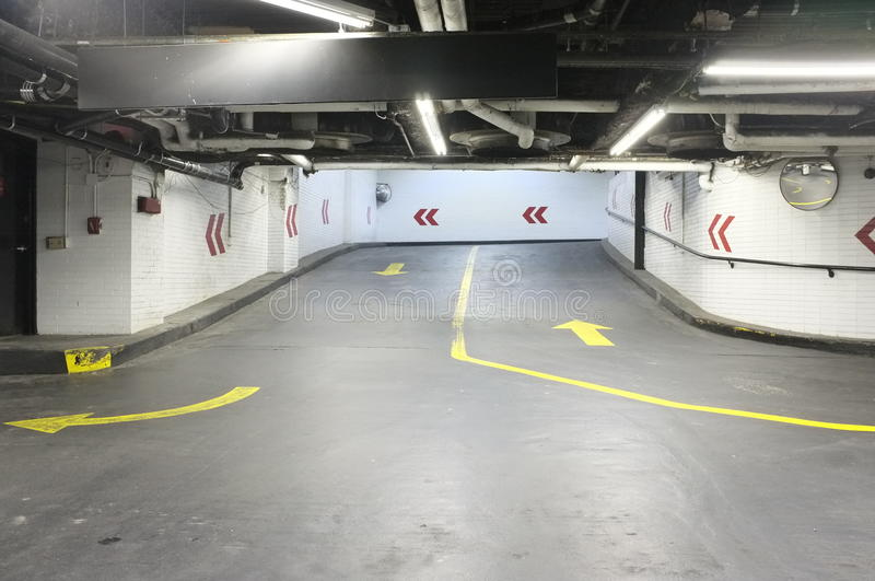 Download Parking Garage Entrance stock photo. Image of direction - 30948004