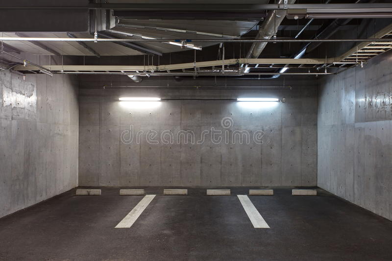 Download Parking garage stock photo. Image of urban, reflection - 39293502