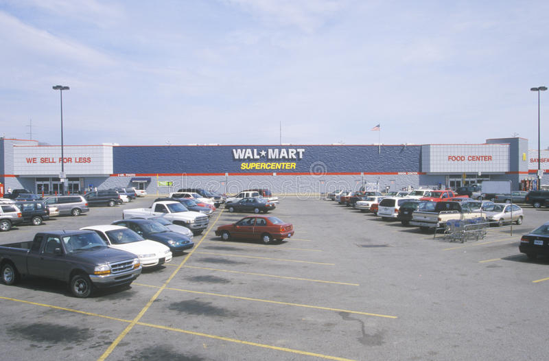 Download Parking lot editorial stock photo. Image of store, commerce - 23180278