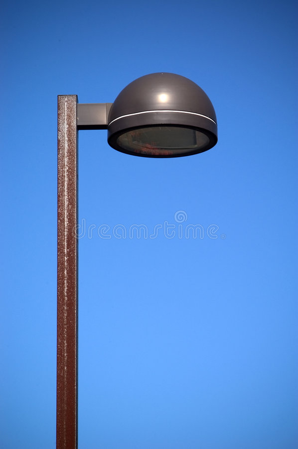 Download Parking Lot Lighting stock photo. Image of electricity, lamp - 27742