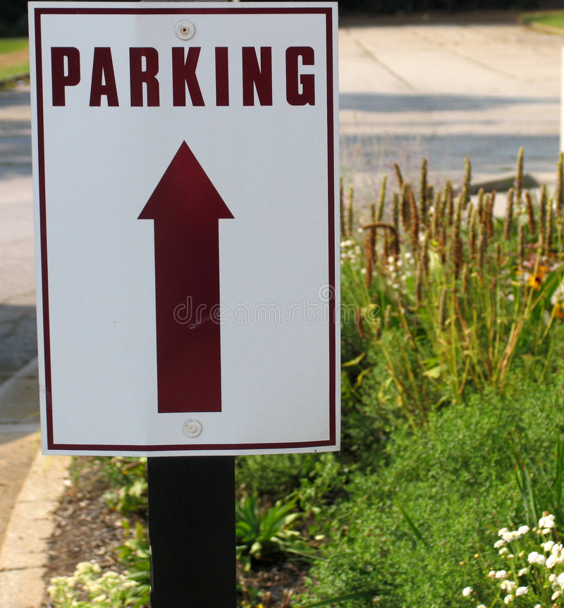 Download Parking sign stock photo. Image of point, vertical, notice - 21224