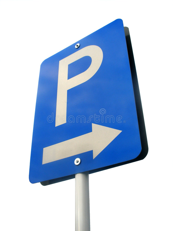 Free Parking Sign Stock Images - 2510774