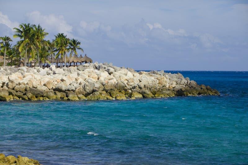 parkowy Mexico shkaret obraz royalty free