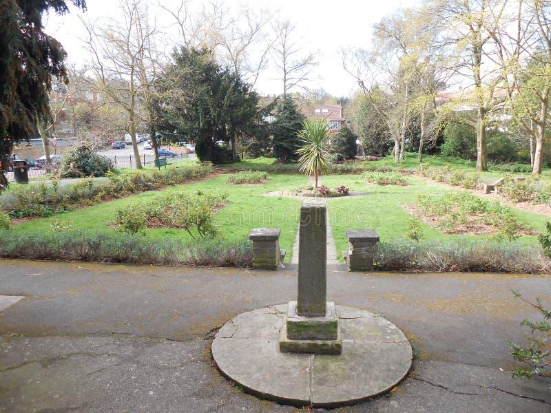 Parkowy widok zdjęcia stock