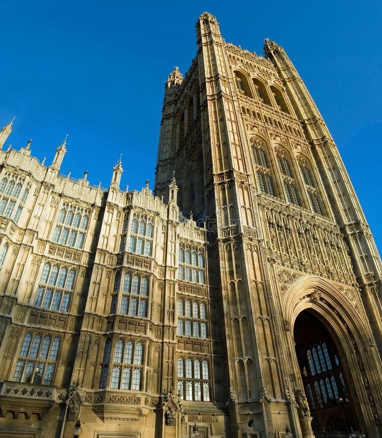 parlament arkivbild