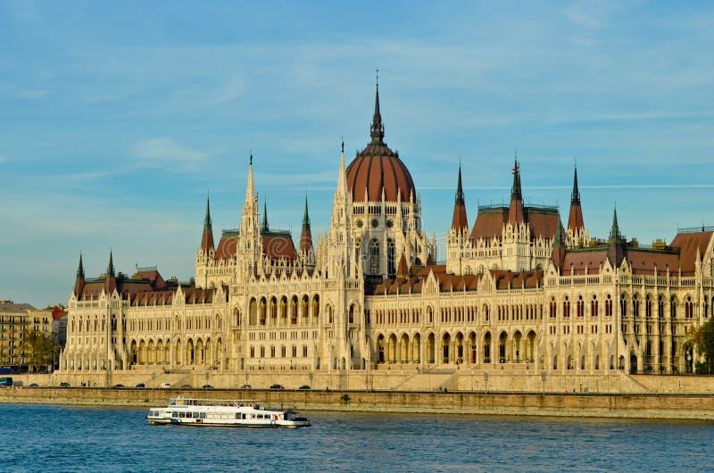 Parlament, Budapest obrazy stock