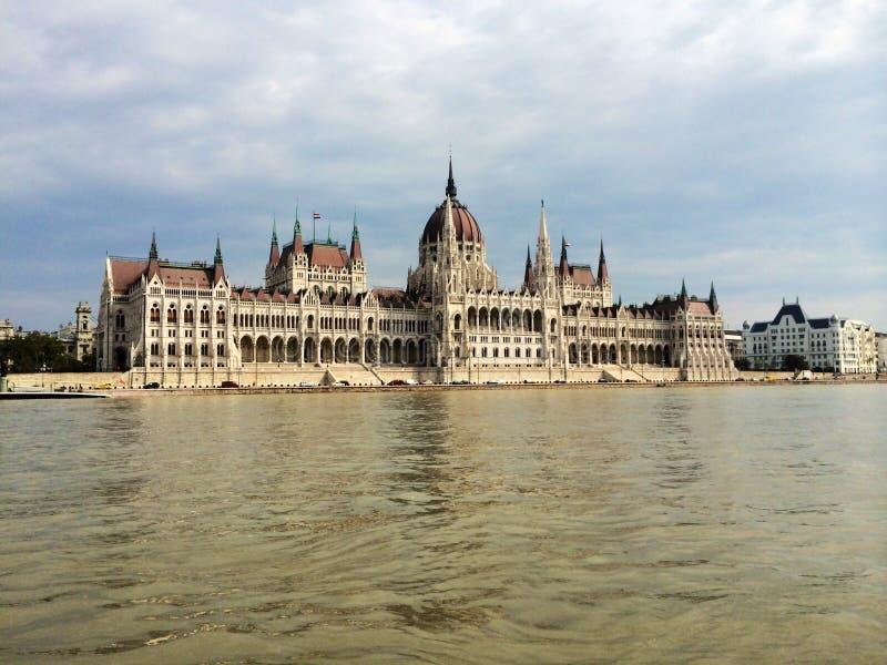 parlament budapest стоковое изображение rf