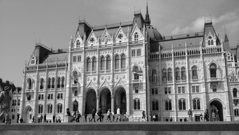 Parlament de Budapest fotos de archivo libres de regalías