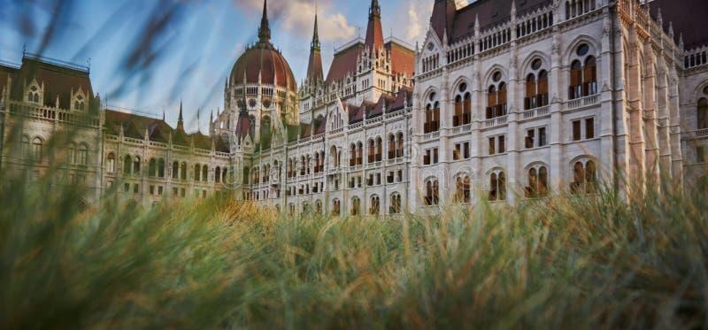 Parlament de Budapest photo libre de droits