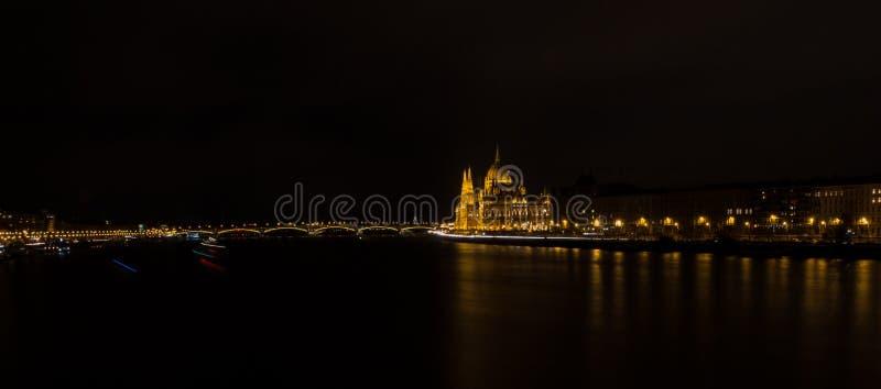 Parlament Domowy Budapest fotografia stock