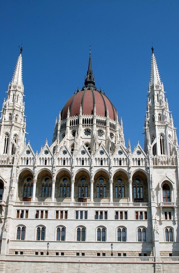 Parlament húngaro 3 imágenes de archivo libres de regalías