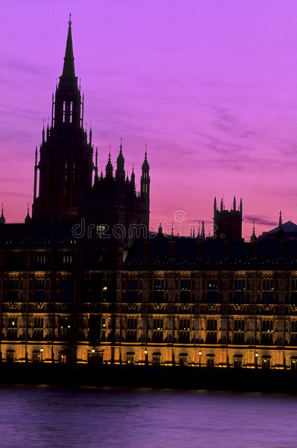 parlament london zdjęcie royalty free