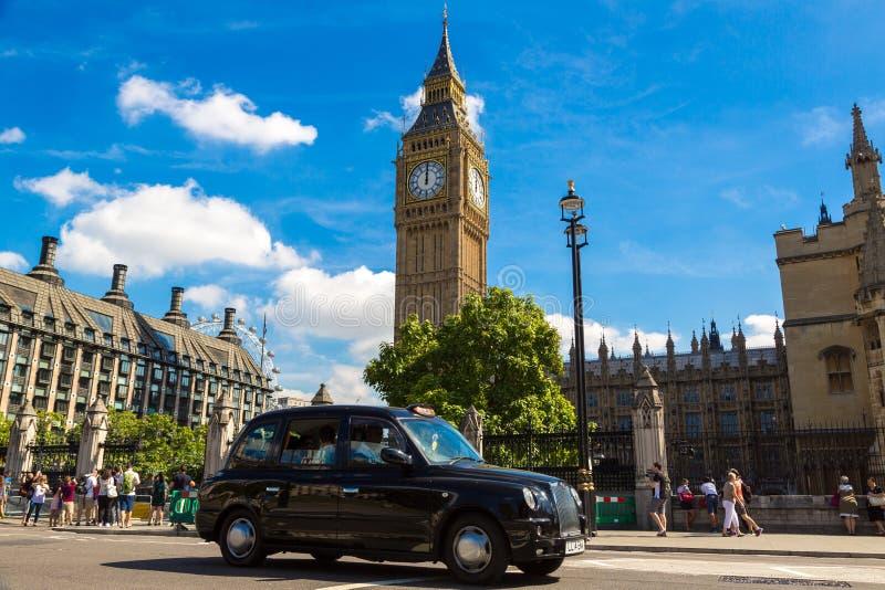 Parlament, opactwo abbey i Big Ben, zdjęcia royalty free