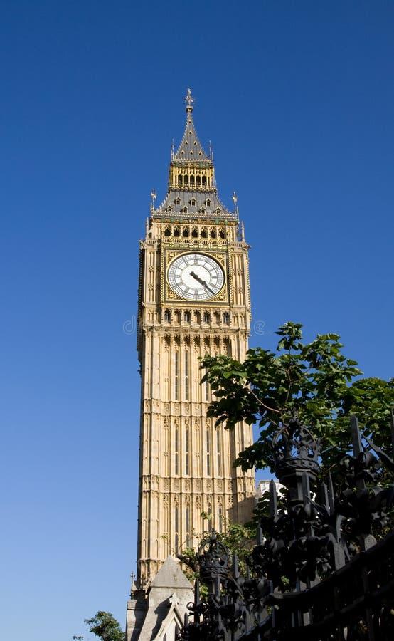 Parlament Westminster Big- Benlondon stockbilder