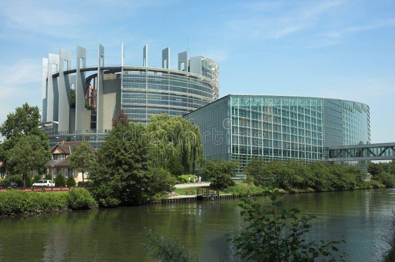 Parlamento Europeu foto de stock royalty free