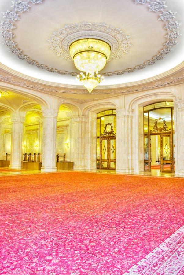 Parlaments-Palast lizenzfreie stockbilder