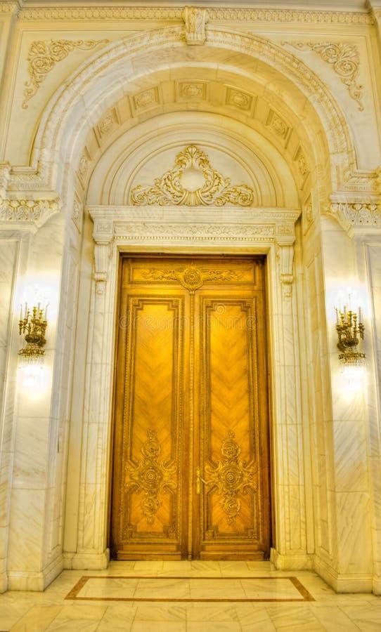Parlaments-Palast stockbilder