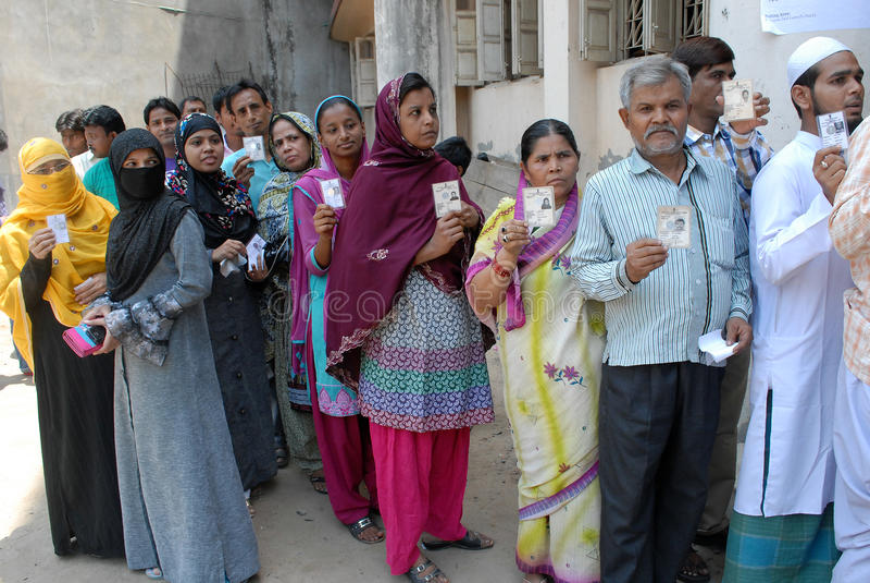 Parlamentswahlen 2014 lizenzfreie stockbilder