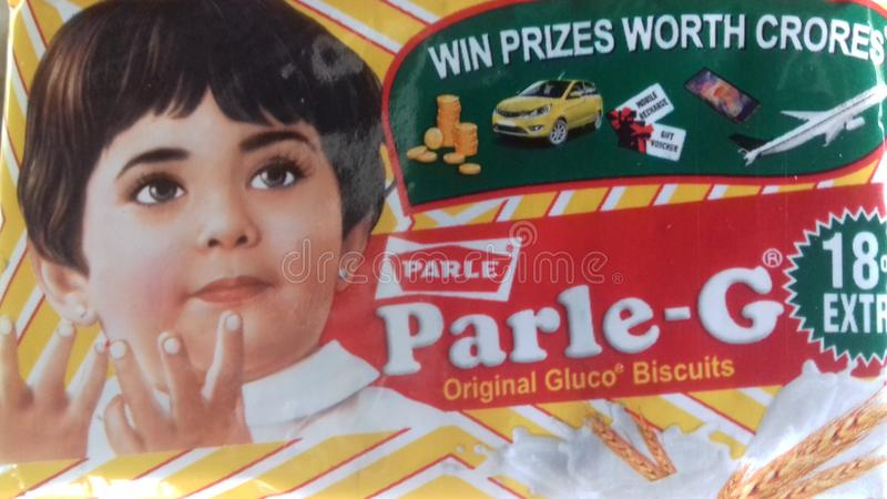 Parle g royalty free stock images