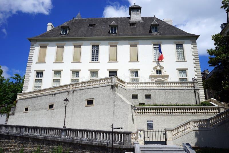 Parlement De la Navarre images libres de droits