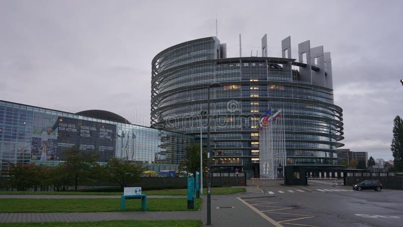 Parlement européen obraz stock