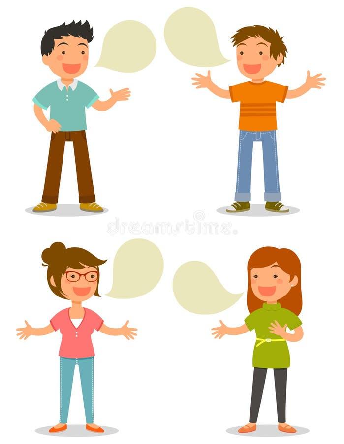 Parler de gens