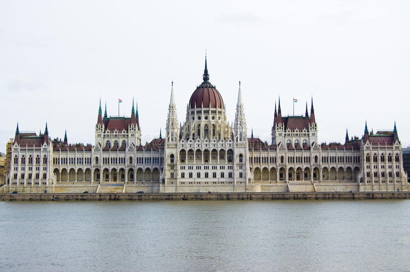 Download Parliament in Budapest stock image. Image of parliament - 13266131