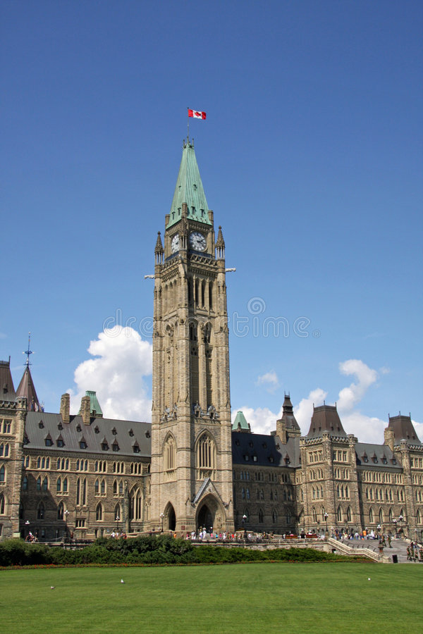 Download Parliament Building stock photo. Image of canada, hill - 6356430