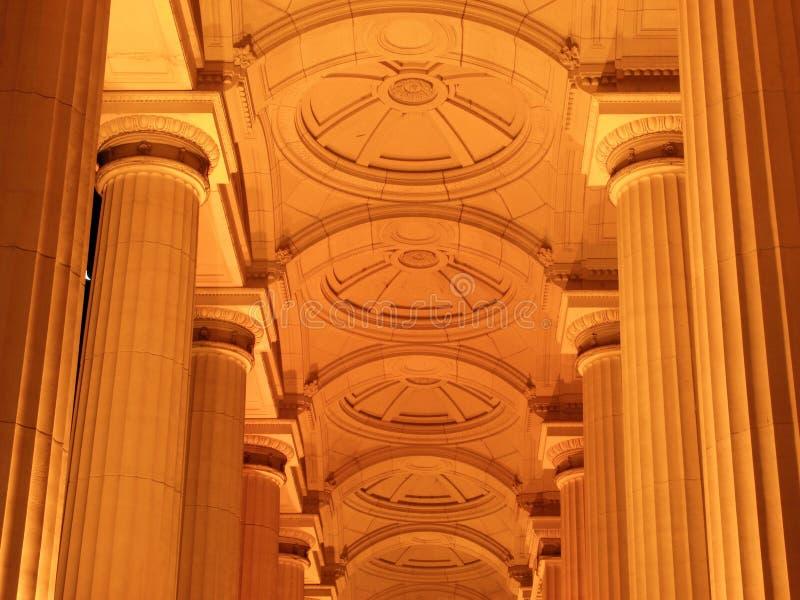 Parliament Building, Melbourne, Australia stock photo