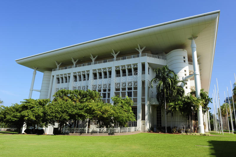 Download Parliament Darwin Northern Territory Australia Stock Image - Image: 18434663