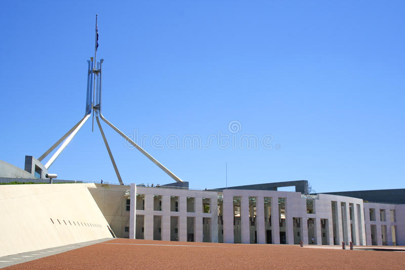Download Parliament house editorial stock image. Image of party - 15546644