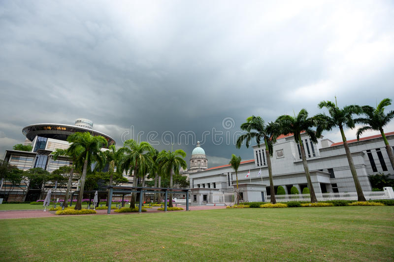 Download Parliament House And The Supreme Court Stock Photo - Image: 28109432