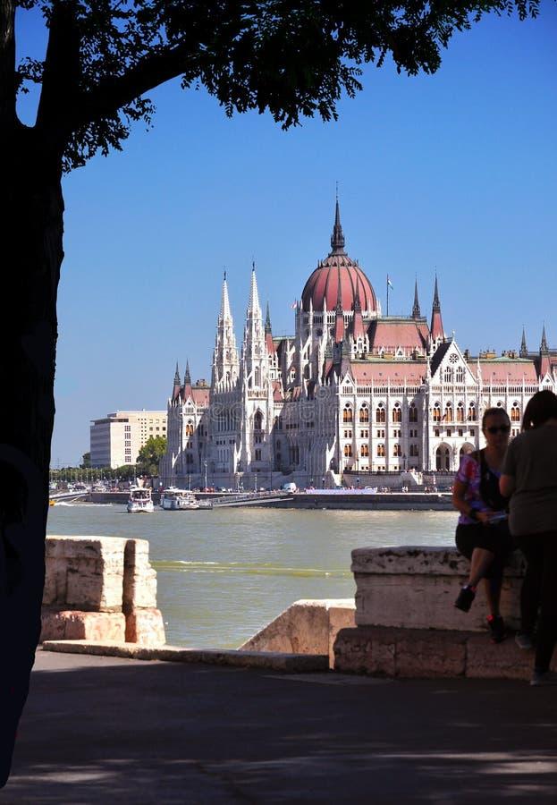 Parliament Hungary stock photography