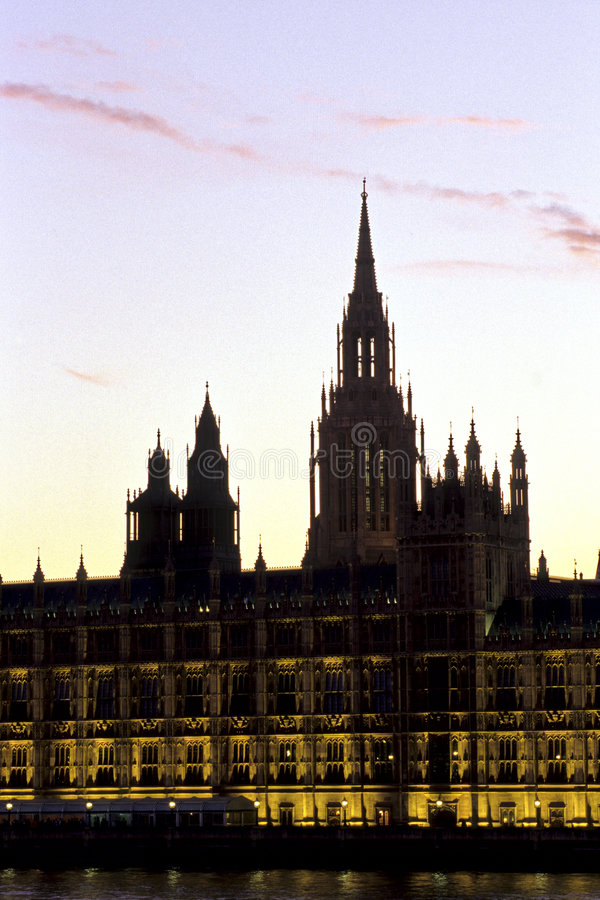 Download Parliament- London stock image. Image of building, kingdom - 1727613