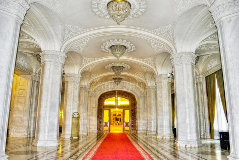 Parliament Palace royalty free stock photography