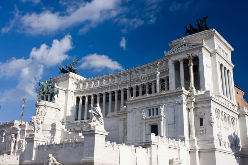 Parliament of Rome royalty free stock image