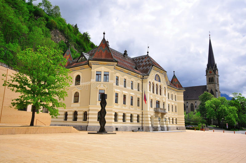 Download Parliaments Of Liechtenstein Stock Image - Image: 31979467