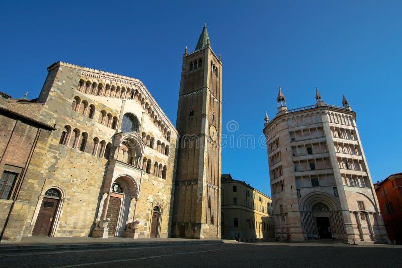Parma royalty-vrije stock foto